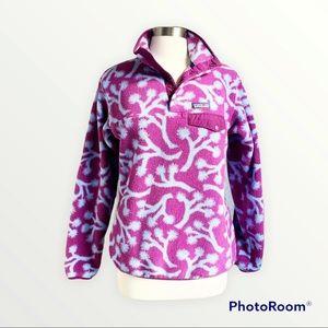 RARE Patagonia Joshua Tree Snap-T Synchilla Fleece Pullover Jacket Size Medium